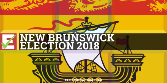 New Brunswick Election 2018