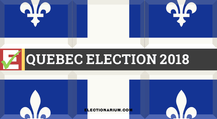 Quebec Election 2018