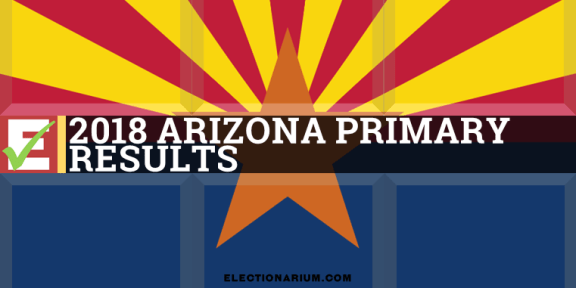 2018 Arizona Primary Results