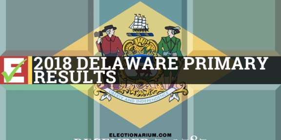 2018 Delaware Primary Results