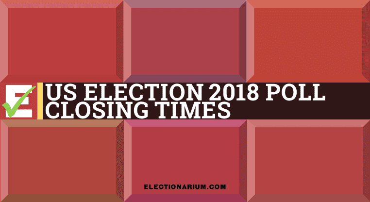 Election 2018 Poll Closing Times and What To Expect on Election Night