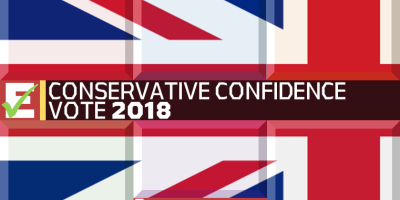 Theresa May Conservative Confidence Vote 12-12-2018 - Theresa May Leadership Confidence Vote