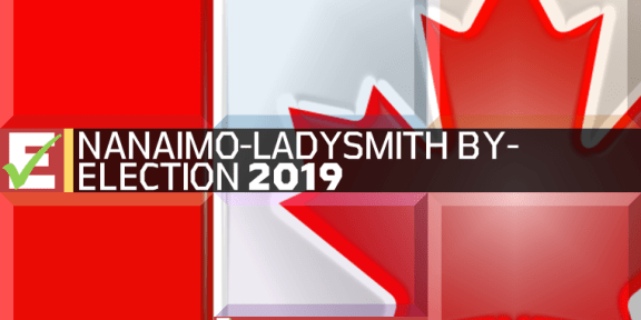 2019 Nanaimo Ladysmith By Election Predictions and Results