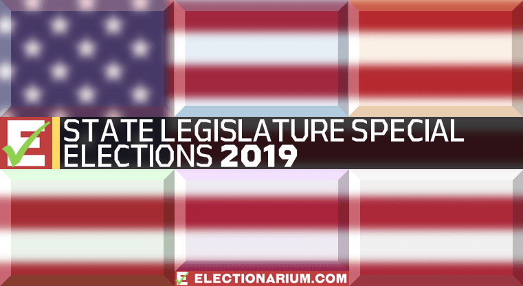 2019 State Legislature Special Elections
