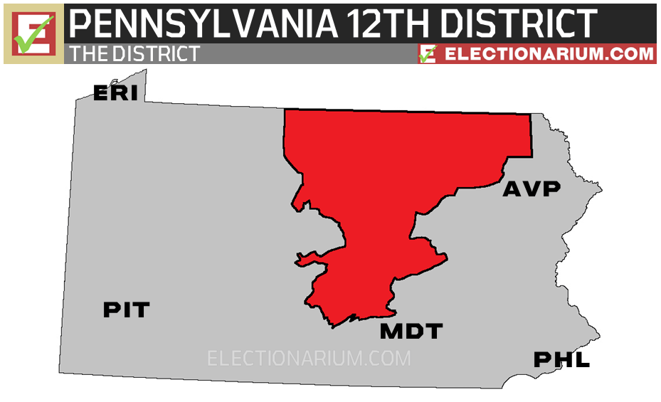 Pennsylvania 12th Congressional District