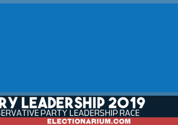 2019 Conservative Party Leadership Election