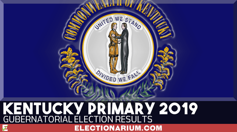 2019 Kentucky Primary: Governor's Race Featuring Bevin, Beshear