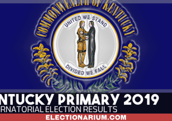 Kentucky Primary 2019 Results