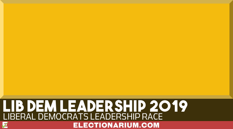 2019 Liberal Democrats Leadership Election: Following Vince Cable