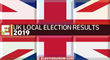 2019 UK Local Election Results: England's Councils and Councillors