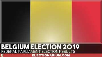 2019 Belgium Federal Election Results: Conventional Parties Lose Ground