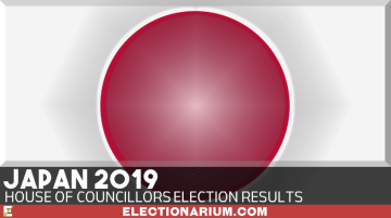 Japan Upper House Election 2019: LDP Wins Again