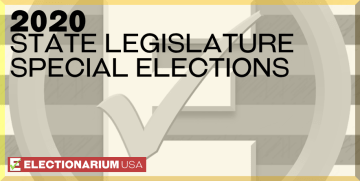 2020 State Legislature Special Elections Results