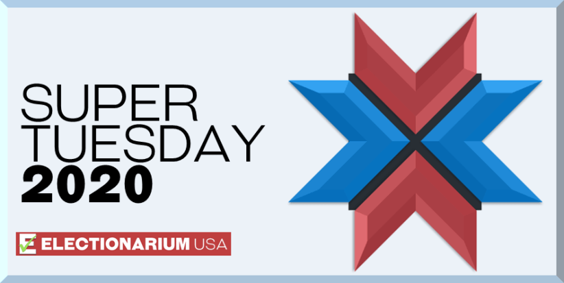 2020 Super Tuesday Results