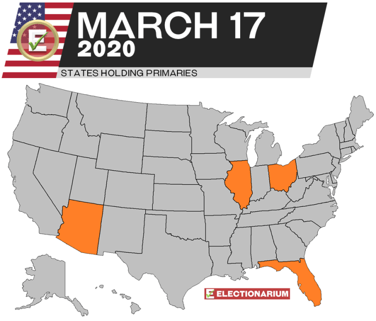 March 17 Primaries 2020