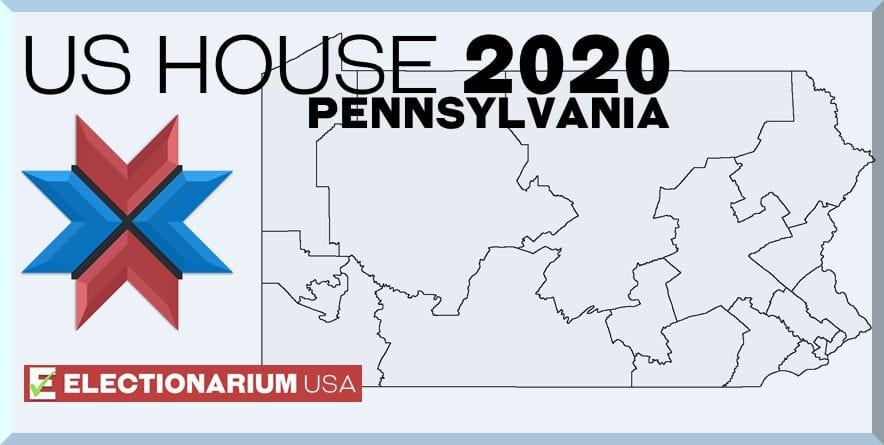 2020 Pennsylvania House Races