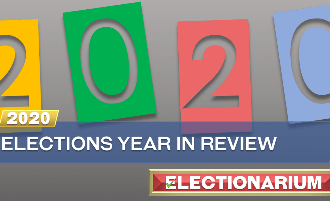 2020 Year in Review Elections
