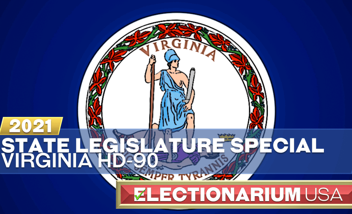 Virginia House of Delegates 90th District Special Election 2021