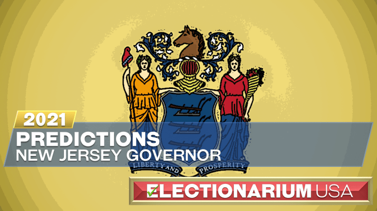 2021 New Jersey Governor Election Predictions