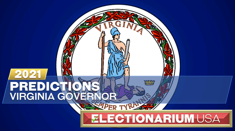 2021 Virginia Governor Election Predictions