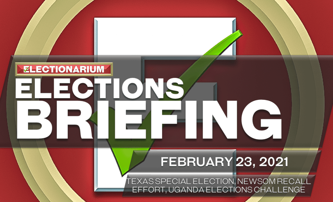 Elections Briefing 2-23-21