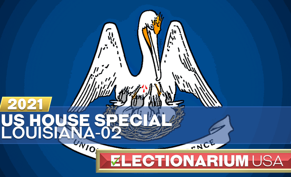 2021 Louisiana 2nd District Special Election