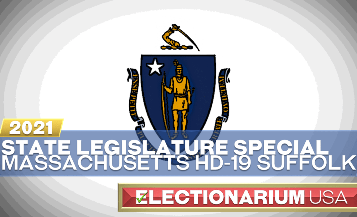 Massachusetts House 19th Suffolk District Special Election 2021