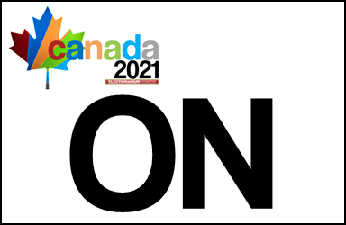 Canada 2021 ON