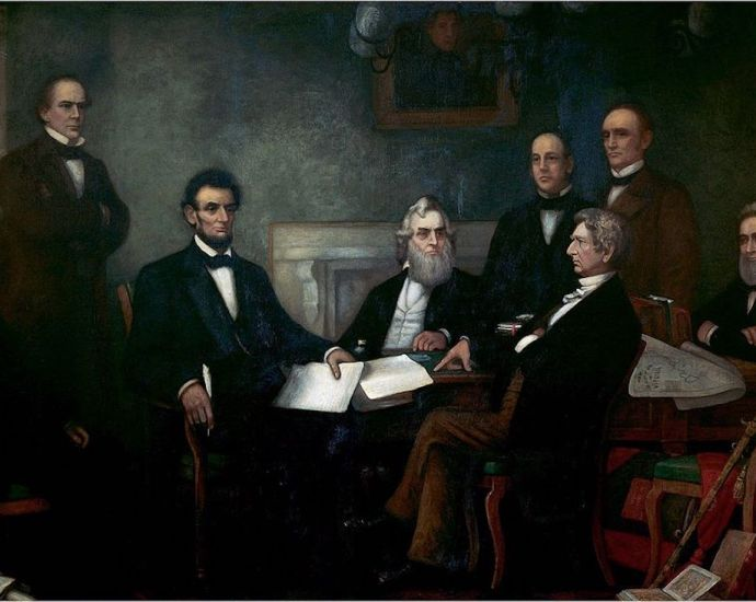 Abraham Lincoln was one of the few presidents that never partook in slavery