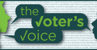 The Voter's Voice