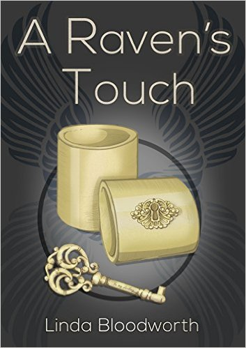 A Raven's Touch cover