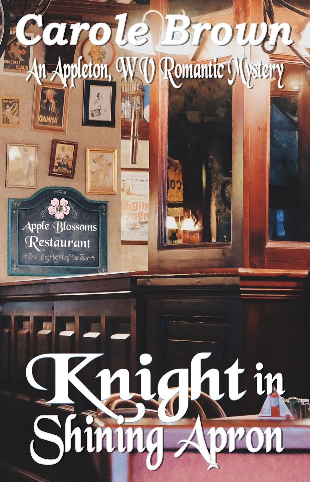 Knight in Shining Apron cover