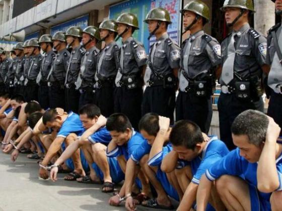 questione uigura