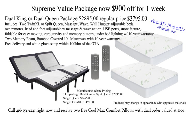Adjustable bed deals