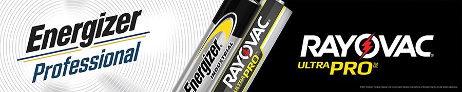 Energizer and Rayovak