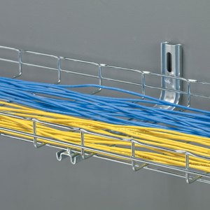 Flextray with cables
