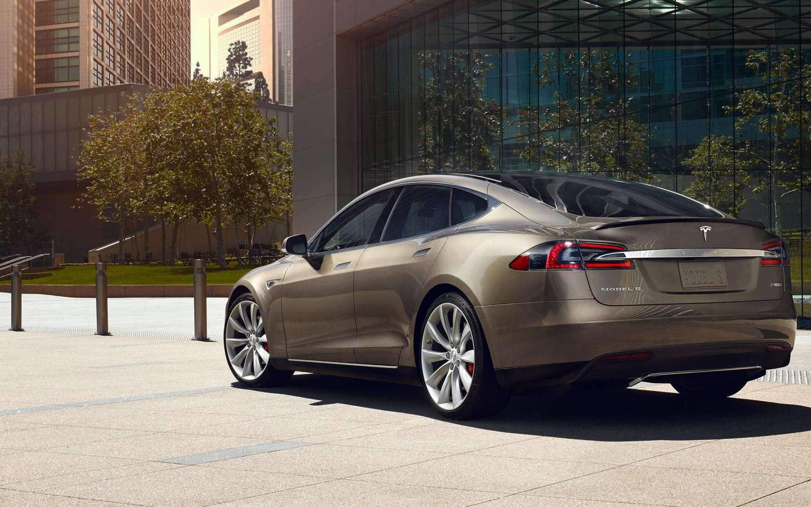 Tesla Model S deliveries were up 43% in Sweden during the last quarter [chart]