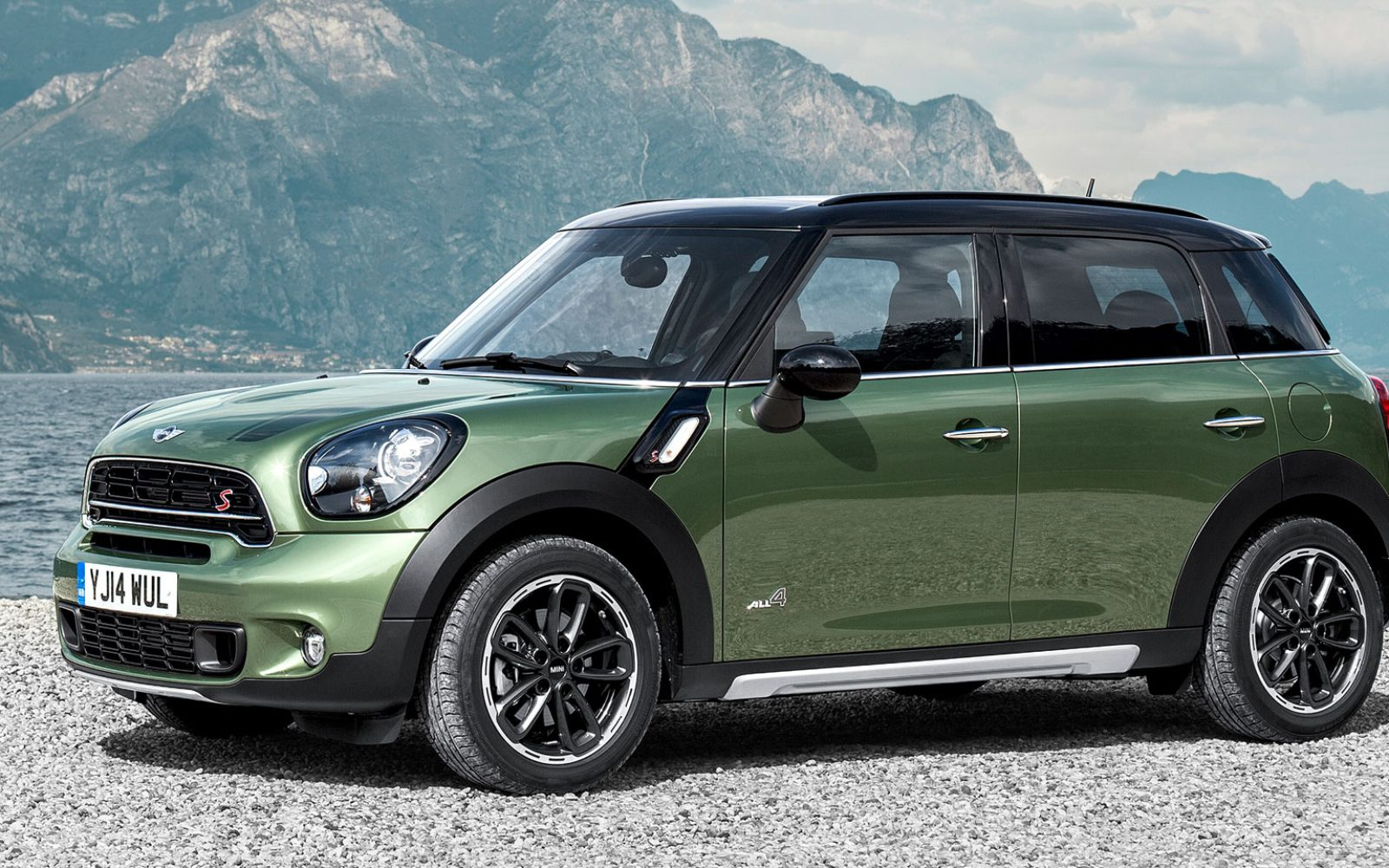 bmw 39 s mini confirms its first plug in hybrid will be its next countryman electrek. Black Bedroom Furniture Sets. Home Design Ideas