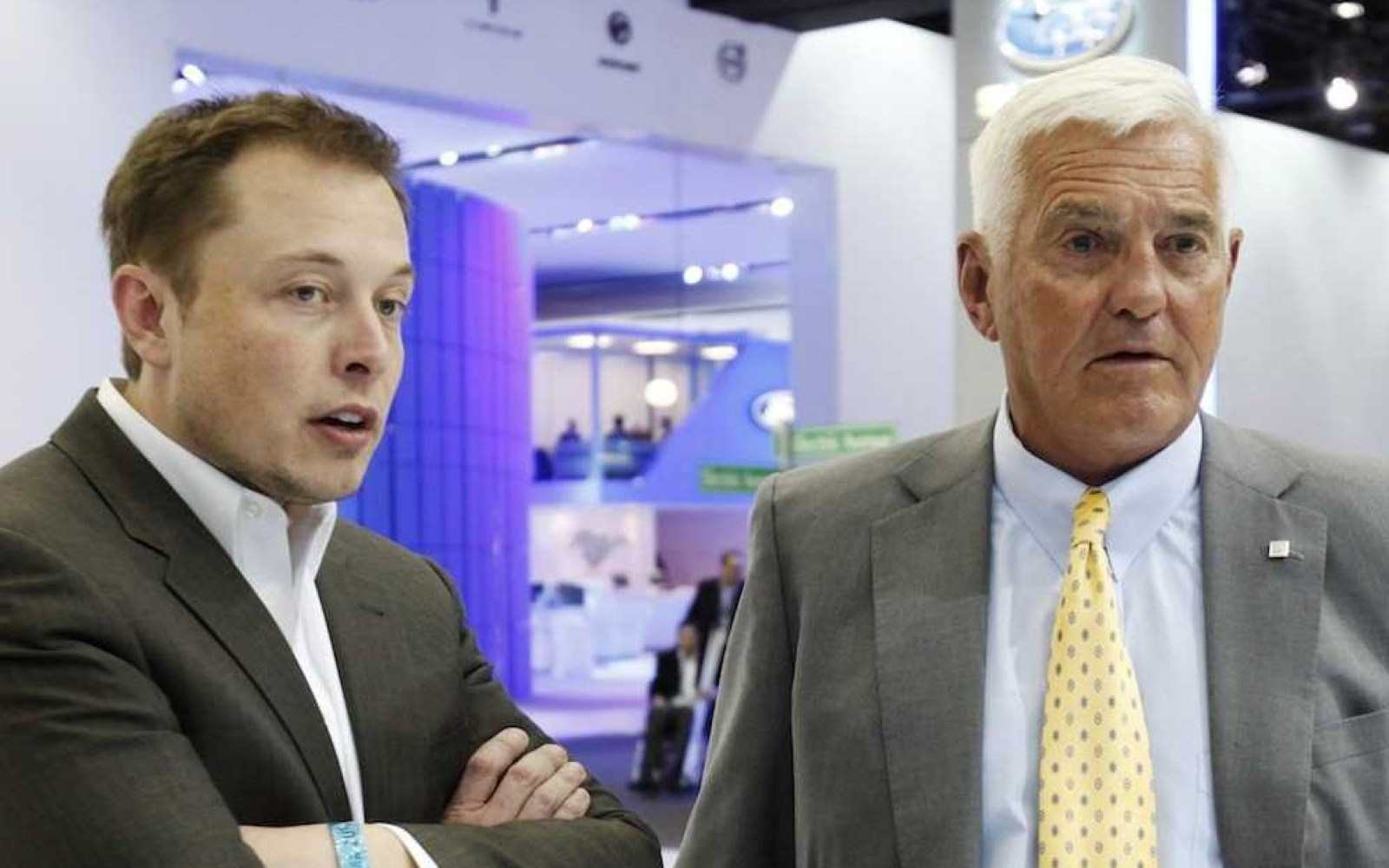 Bob Lutz compares Tesla to socialism after GM took $11B from taxpayers under his reign