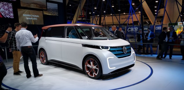 VW is actually going to make that UGGL-E Electric VW bus for 2020-ish - Electrek