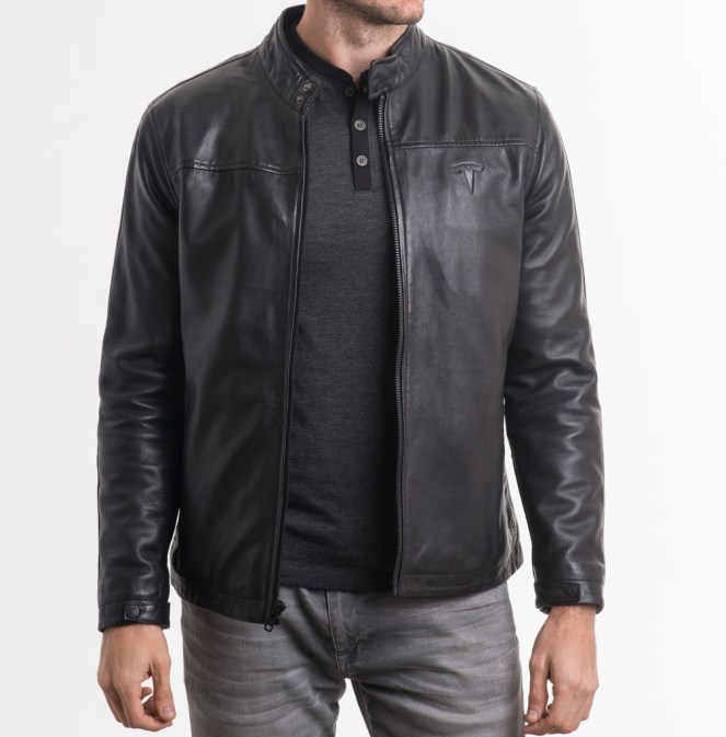 Men's Modena Leather Jacket 1