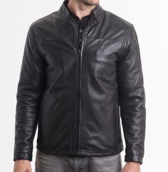 Men's Modena Leather Jacket 2