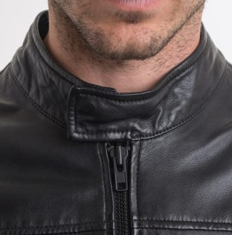 Men's Modena Leather Jacket 4