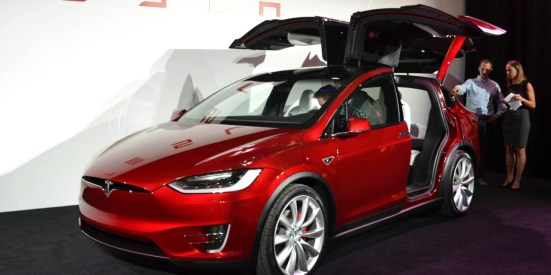 Production Model X