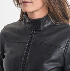 Women's Modena Leather Jacket 3