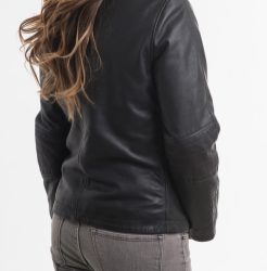 Women's Modena Leather Jacket 6