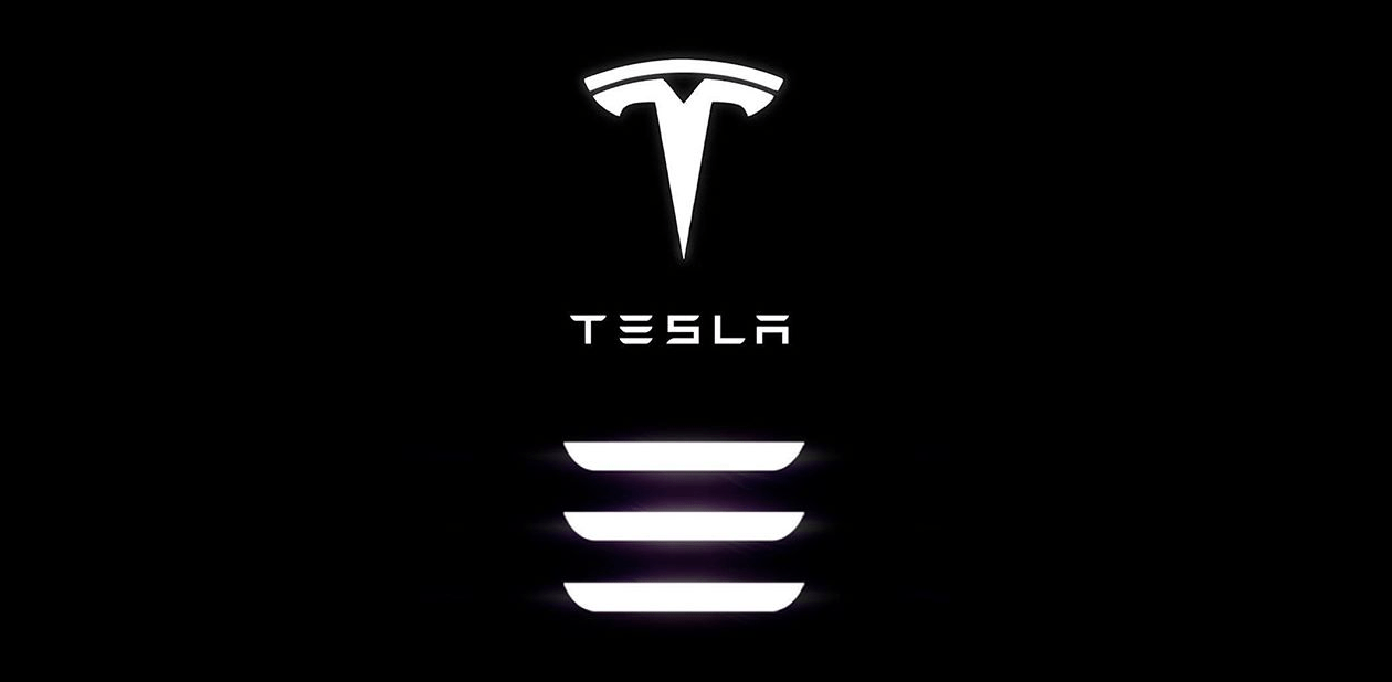 Tesla Officially Applies For Model 3 Trademark Three Equal Length