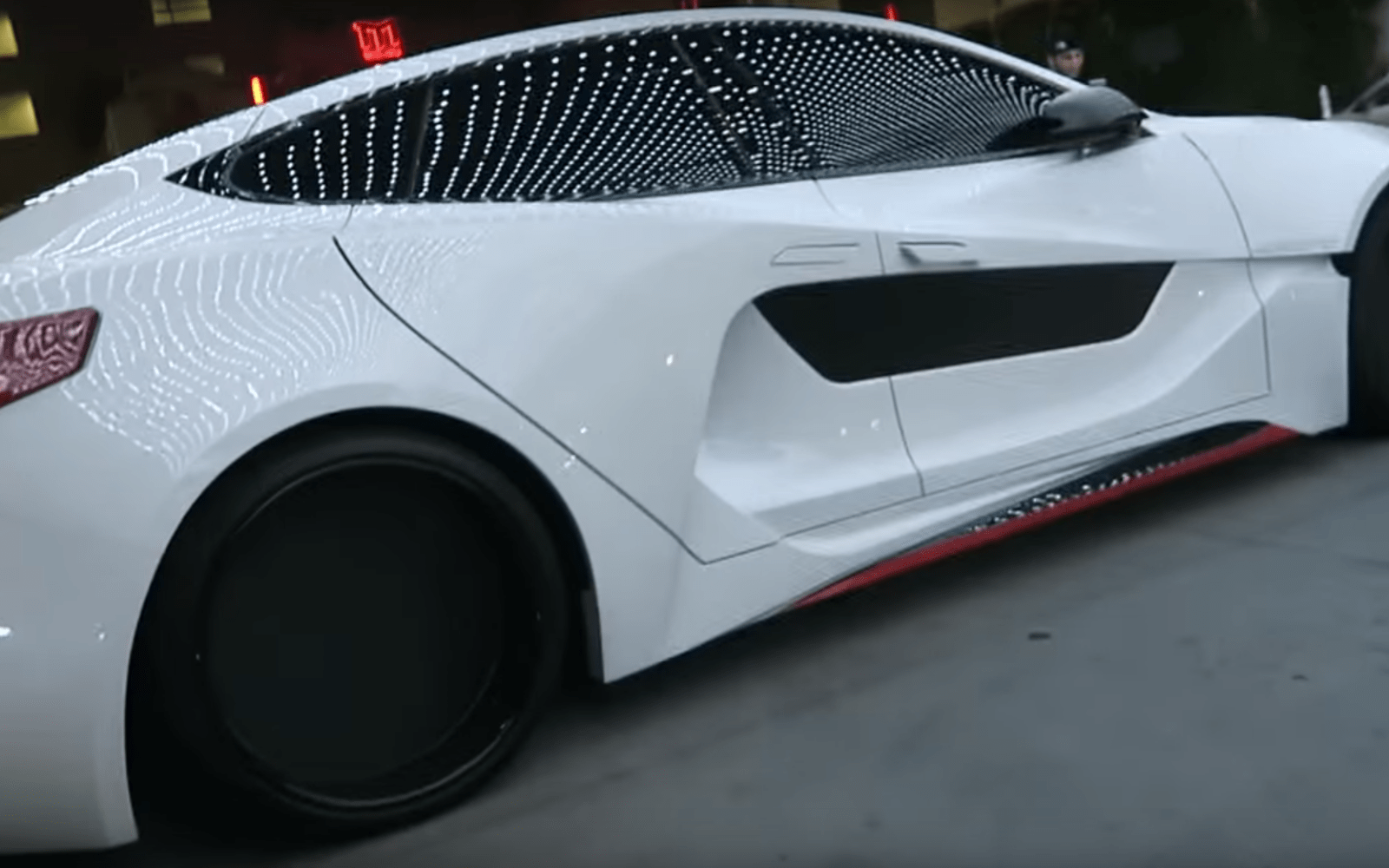 A better look at Will.i.am's completely modded Tesla Model S [Video] - Electrek