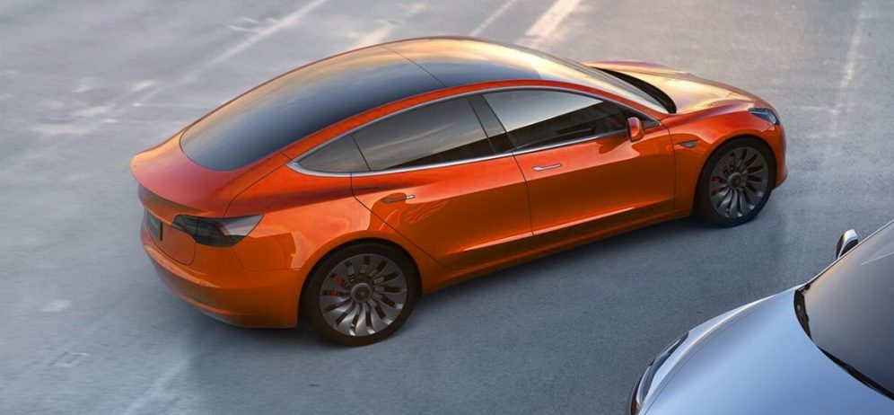 Best Cars Under 35000 >> Tesla Model 3 renderings with a bunch of new paint jobs [Gallery] | Electrek