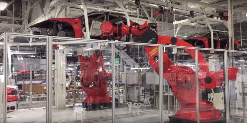 Tesla Fremont factory 15